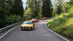 Audi R8 Plus: gruppo, vista frontale