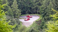Audi R8 Plus: alla frusta sulle Dolomiti - Immagine: 9
