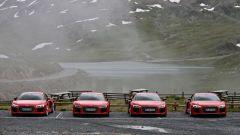 Audi R8 Plus: alla frusta sulle Dolomiti - Immagine: 15