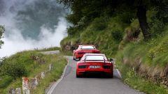 Audi R8 Plus: alla frusta sulle Dolomiti - Immagine: 12