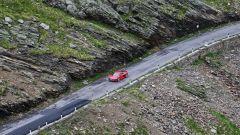 Audi R8 Plus: alla frusta sulle Dolomiti - Immagine: 13