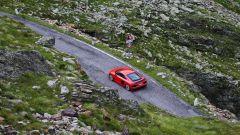 Audi R8 Plus: alla frusta sulle Dolomiti - Immagine: 14