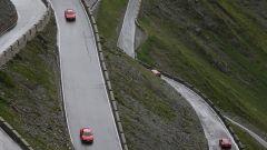 Audi R8 Plus: alla frusta sulle Dolomiti - Immagine: 17