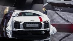 Audi R8 V10 RWS, a Francoforte debutta la prima Audi a trazione posteriore