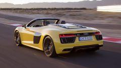 Audi R8 Spyder V10 2016 - Immagine: 3