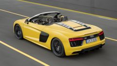 Audi R8 Spyder V10 2016 - Immagine: 5