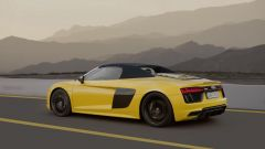 Audi R8 Spyder V10 2016 - Immagine: 6