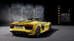 Audi R8 Spyder V10 2016 - Immagine: 13