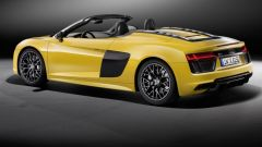Audi R8 Spyder V10 2016 - Immagine: 1