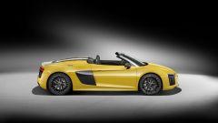 Audi R8 Spyder V10 2016 - Immagine: 15