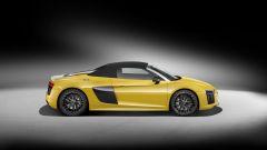 Audi R8 Spyder V10 2016 - Immagine: 16