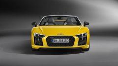 Audi R8 Spyder V10 2016 - Immagine: 19
