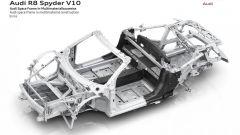 Audi R8 Spyder V10 2016 - Immagine: 30