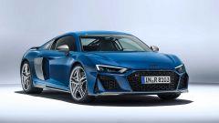 Audi R8 2019: restyling per coupé e spyder, rimane il V10 - Immagine: 5