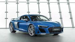 Audi R8 2019: restyling per coupé e spyder, rimane il V10 - Immagine: 6