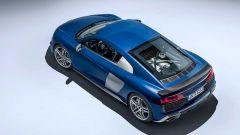 Audi R8 2019: restyling per coupé e spyder, rimane il V10 - Immagine: 8
