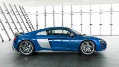 Audi R8 2019: restyling per coupé e spyder, rimane il V10 - Immagine: 10