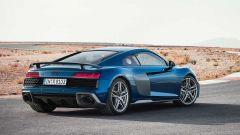 Audi R8 2019: restyling per coupé e spyder, rimane il V10 - Immagine: 11