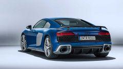 Audi R8 2019: restyling per coupé e spyder, rimane il V10 - Immagine: 13