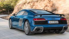 Audi R8 2019: restyling per coupé e spyder, rimane il V10 - Immagine: 1