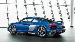 Audi R8 2019: restyling per coupé e spyder, rimane il V10 - Immagine: 14