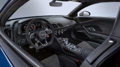 Audi R8 2019: restyling per coupé e spyder, rimane il V10 - Immagine: 16