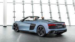 Audi R8 2019: restyling per coupé e spyder, rimane il V10 - Immagine: 20