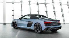 Audi R8 2019: restyling per coupé e spyder, rimane il V10 - Immagine: 21