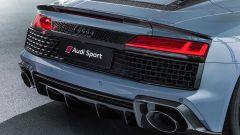 Audi R8 2019: restyling per coupé e spyder, rimane il V10 - Immagine: 23