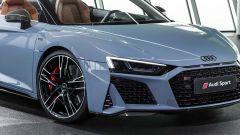 Audi R8 2019: restyling per coupé e spyder, rimane il V10 - Immagine: 24