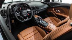 Audi R8 2019: restyling per coupé e spyder, rimane il V10 - Immagine: 25