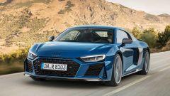 Audi R8 2019: restyling per coupé e spyder, rimane il V10 - Immagine: 2