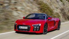 Audi R8 V10 RWS: proviamo l'Audi a trazione posteriore - Immagine: 1