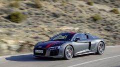 Audi R8 V10 RWS: proviamo l'Audi a trazione posteriore - Immagine: 9