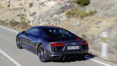 Audi R8 V10 RWS: proviamo l'Audi a trazione posteriore - Immagine: 10
