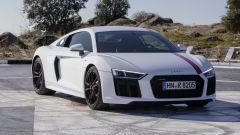 Audi R8 V10 RWS: proviamo l'Audi a trazione posteriore - Immagine: 11