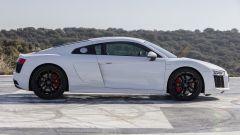 Audi R8 V10 RWS: proviamo l'Audi a trazione posteriore - Immagine: 12