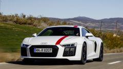 Audi R8 V10 RWS: proviamo l'Audi a trazione posteriore - Immagine: 13
