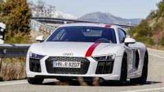 Audi R8 V10 RWS: proviamo l'Audi a trazione posteriore - Immagine: 14