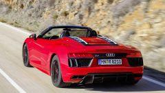 Audi R8 V10 RWS: proviamo l'Audi a trazione posteriore - Immagine: 16