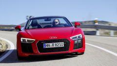 Audi R8 V10 RWS: proviamo l'Audi a trazione posteriore - Immagine: 15