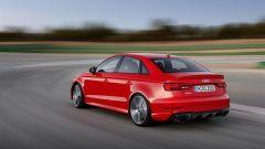 Audi RS 3 Sedan - 0 a 100 km/h in soli 4,1 secondi