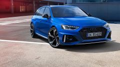 Audi RS 4 Avant 25 Years: il frontale