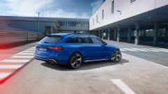 Audi RS 4 Avant 25 Years: il posteriore