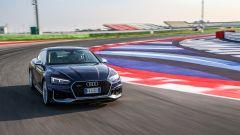 Audi RS 5 Coupé 2017 al Misano World Circuit