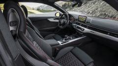 Audi RS 5 Coupé 2017: gli interni