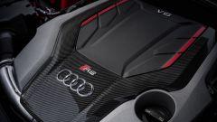 Audi RS 5 Coupé 2017: il vano motore