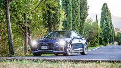 Audi RS 5 Coupé 2017: la firma luminosa