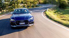 Audi RS 5 Coupé 2017 sulle colline romagnole