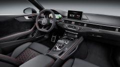 Audi RS 5 Coupé: gli interni